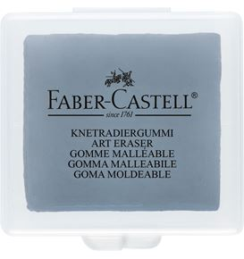 Faber-Castell - Goma moldeable Art Eraser, gris