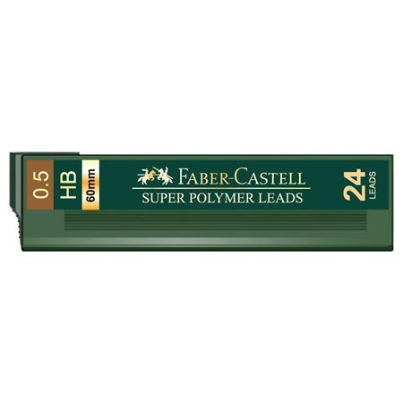 Faber-Castell - Minas 1245, HB, 0,5 mm