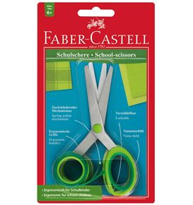 Faber-Castell - Tijera escolares blister